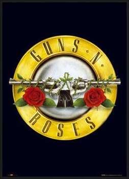 Πλαισιωμένη αφίσα Guns'n'Roses - logo