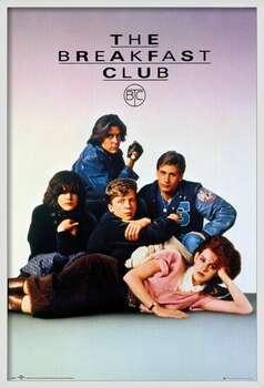 Πλαισιωμένη αφίσα The Breakfast Club - Key Art