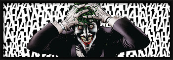 Πλαισιωμένη αφίσα The Joker - Killing Joke