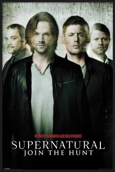 Αφίσα  Supernatural - Join the Hunt