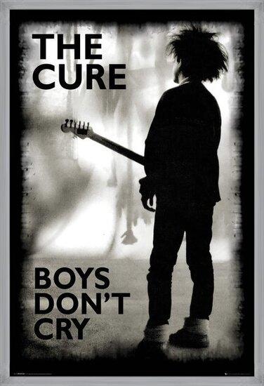 Αφίσα  The Cure - Boys Don't Cry