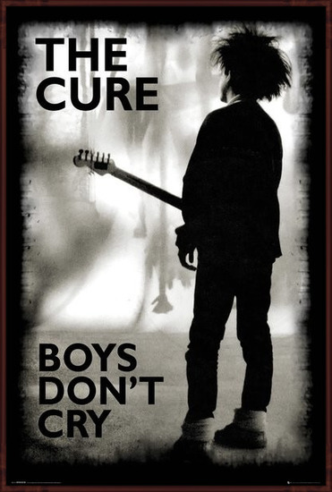 Αφίσα  The Cure - Boys Don't Cry